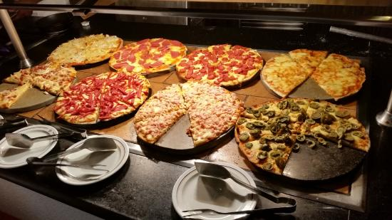 BUFFET PIZZA